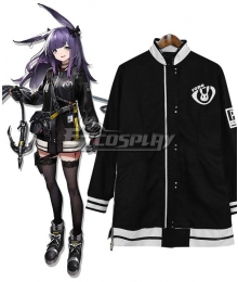 Arknights Rope Cosplay Costume