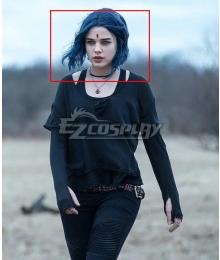 DC Titans season 2 Raven Pride Rachel Roth Blue Cosplay Wig