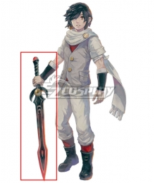 LOST SPHEAR Kanata Sword Cosplay Weapon Prop