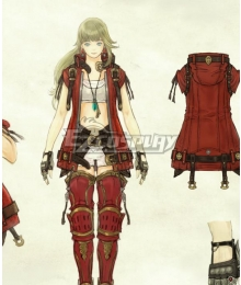 Final Fantasy XIV Stromblood FF14 Lyse Hext Cosplay Costume