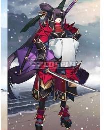 Fate Grand Order FGO Avenger Taira no Kagekiyo Stage 2 Cosplay Costume