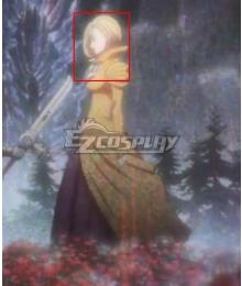 The Seven Deadly Sins: Dragon's Judgement Gelda Golden Cosplay Wig