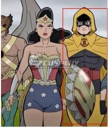 DC Justice Society: World War II Hourman Cosplay Costume