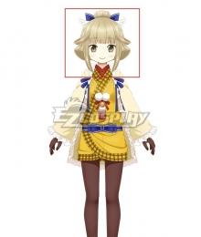 Magia Record: Puella Magi Madoka Magica Side Story Hiroe Chiharu Golden Cosplay Wig