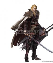 Final Fantasy XIV  FF14 Zenos Yae Galvus Cosplay Costume