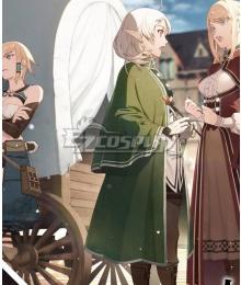 Mushoku Tensei: Jobless Reincarnation Sylphiette Greyrat B  Cosplay Costume