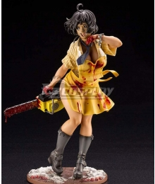 The Texas Chainsaw Massacre: Leatherface Female  Halloween Cosplay Costume