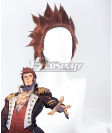 Fate Grand Order Archer Napoleon Brown Cosplay Wig