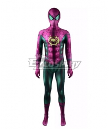 Marvel 2021 Spider-Man: Miles Morales Joker Cosplay Costume