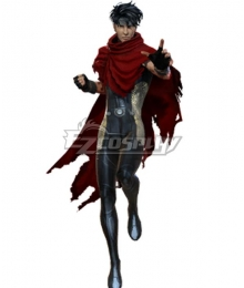 Marvel Wanda Vision Wiccan Cosplay Costume