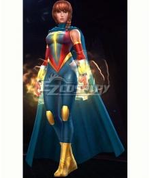 Marvel Future Fight Quasar Avril Kincaid Cosplay Costume