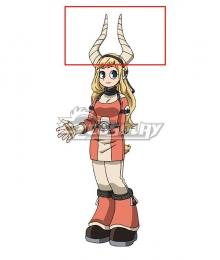 My Hero Academia Season 5 Pony Tsunotori Horn Cosplay Accessory Prop