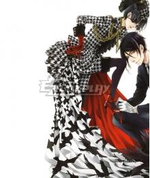 Black Butler Ciel Phantomhive 15th Anniversary Cosplay Costume