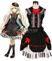 Vocaloid Mayu Cosplay Costume