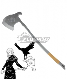 Jujutsu Kaisen Mei Mei Cosplay Weapon Prop