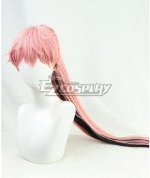 Jujutsu Kaisen Sorcery Fight Yuji Itadori Female Pink Cosplay Wig