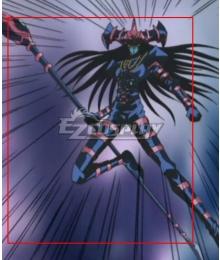 Yu-Gi-Oh! Yugioh Dark Magician of Chaos Cosplay Weapon Prop