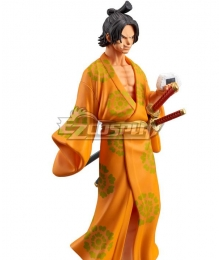 One Piece Portgas D Ace Wano Cosplay Costume