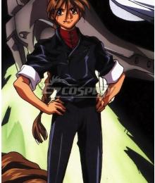 Mobile Suit Gundam Wing Duo Maxwell B Cosplay Costume