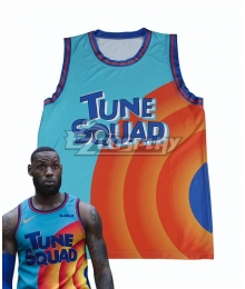 Space Jam: A New Legacy basketball suit Cosplay Costume