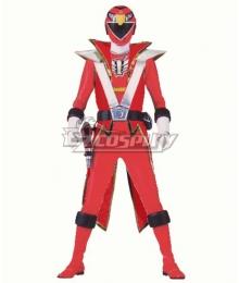 Power Rangers RPM Ranger Operator Series Red Shark Attack Mode Cosplay Costume