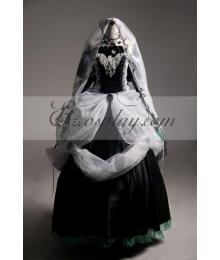 Vocaloid KAITO MIKU  Cosplay Costume-Advanced Custom