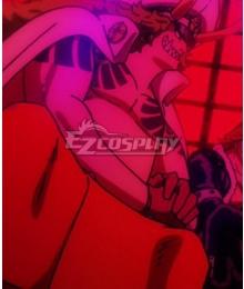 One Piece Sasaki Cosplay Costume