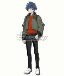 Mobile Suit Gundam SEED Eclipse Hori Tatsumi Cosplay Costume