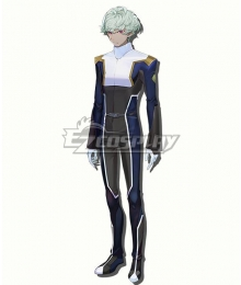 Mobile Suit Gundam SEED Eclipse Ken Norland Suse Pilot Suit Cosplay Costume
