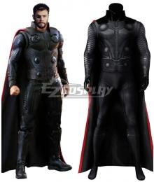 Marvel Avengers 3: Infinity War Thor Odinson Zentai Jumpsuit Cosplay Costume