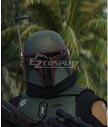 Star Wars Mandalorian Season 3 Boba Fett Helmet Cosplay Accessory Prop