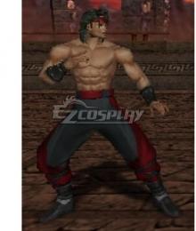Mortal Kombat Deception Liu Kang Cosplay Costume