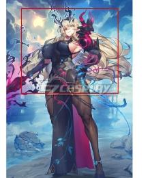 Fate Grand Order FGO Saber Fairy Knight Gawain Golden Cosplay Wig