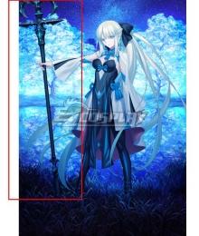 Fate Grand Order FGO Berserker Morgan Stage 1 Cosplay Weapon Prop