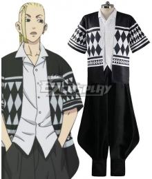 Tokyo Revengers Ken Ryuguji Cosplay Costume - B Edition
