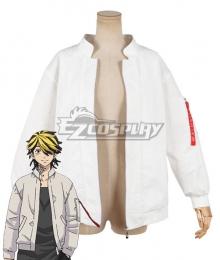 Tokyo Revengers Valhalla Keisuke Baji Kazutora Hanemiya Coat Cosplay Costume