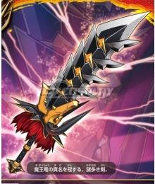 Future Card Buddyfight X Gao Sword Sword Cosplay Weapon Prop