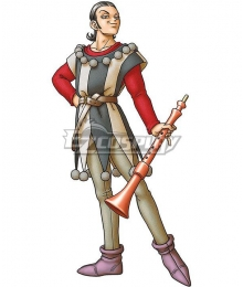 Dragon Quest XI: Echoes of an Elusive Age DQ11 Sylvia Cosplay Costume