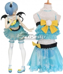 Re: Life In A Different World From Zero Rem Little Evil Halloween Cosplay Costume