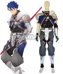 Fate Grand Order FGO Lancer Cu Chulainn Stage 3 Cosplay Costume