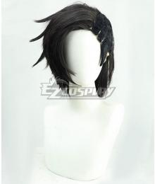 Tokyo Revengers Hajime Kokonoi Koko Black Cosplay Wig