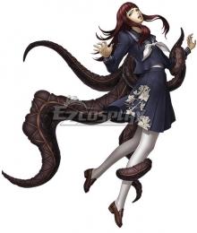 Shin Megami Tensei V Sahori Itsukishima Halloween Cosplay Costume