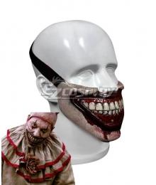 American Horror Story Freak Show Clown Twisty Mask Halloween Cosplay Accessory Prop
