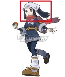 Pokemon Pokémon Legends: Arceus Female protagonist Akari Black Cosplay Wig