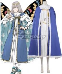 Fate Grand Order FGO Oberon Stage 1 Halloween Cosplay Costume