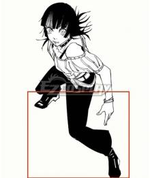 Jujutsu Kaisen Hoshi Kirara Black Cosplay Shoes