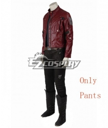 Marvel Guardians of the Galaxy Star-Lord Peter Jason Quill Cosplay Costume Only Pants
