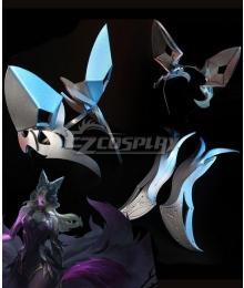League of Legends LOL Coven Ahri Headwear Waist Armor Cosplay Accessory Prop