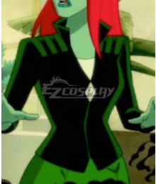 One Piece Poison Ivy Cosplay Costume
