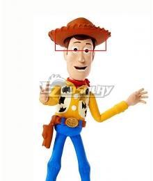 Disney Pixar Toy Story Woody Brown Cosplay Wig